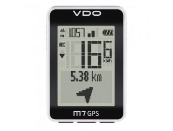 Compteur vélo VDO GPS M7