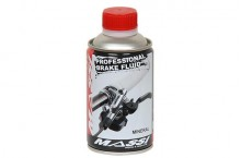 Huile de freins hydraulique Minéral MASSI 250 ml