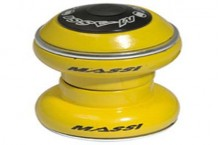 "Jeu de direction Ahead Set MASSI CM-600 1"" Jaune"