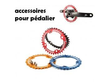 Accessoires pédaliers