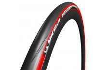 Pneu michelin Power Endurance 700x23 rouge