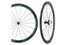 Roues FULCRUM racing quattro carbon
