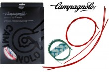 kit cables et gaines campagnolo rouge