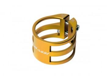 Collier de serrage de tige de selle MASSI CD7075 34.9 or