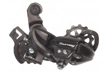 Derailleur arriere shimano tourney 6-7V RD-TY500 s/patte