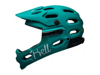 Casque BELL Super 3R MIPS Joy Ride Emerald