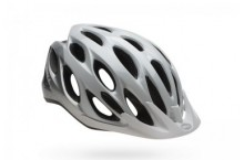 Casque BELL Traverse blanc/argent