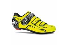 Chaussure Sidi level jaune