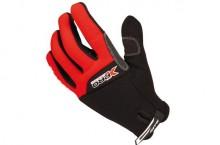 GANTS LONGS MASSI DESCEND X-PRO NOIR/ROUGE