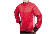 Imperméable MASSI rouge