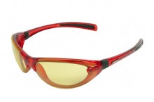 LUNETTES MASSI COMPACT CRISTAL ROUGE