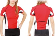 MAILLOT MASSI LADY DUE RED