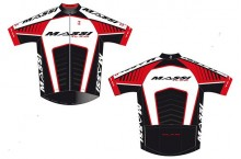 MAILLOT MASSI TEAM RED