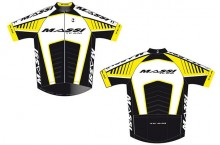 MAILLOT MASSI TEAM YELLOW