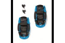 boucles sidi caliper  Noir / Bleu