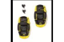 boucles sidi caliper  Noir / jaune