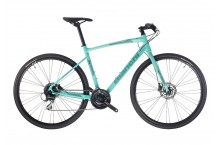 BIANCHI C-SPORT 2 ACERA 24SP DISC HYDRAULIC 35MM TIRE