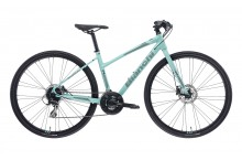 BIANCHI C-SPORT 2 DAMA ACERA 24SP DISC HYDRAULIC 35MM TIRE