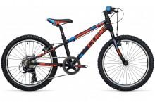 VTT CUBE kid 200 black n flashred n blue