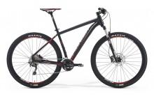 BIG NINE 500 noir rouge gris 2016