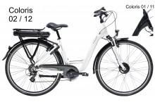 GITANE ORGAN'E-BIKE LADY 28'' BLANC