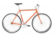 Vélo FUJI DECLARATION  orange 2018