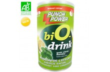 Bio drink Citron-menthe (pot 500g)